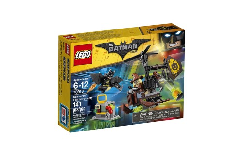 Конструктор LEGO Batman Movie 70913 Схватка с Пугалом