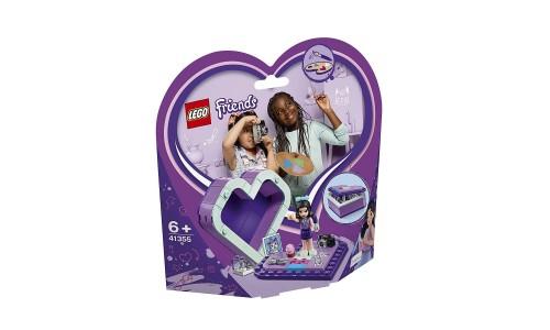 Конструктор LEGO Friends  Шкатулка-сердечко Эммы