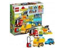 LEGO Duplo 10816 Мои первые машинки - 10816