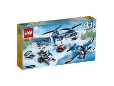Конструктор Lego Creator Двухвинтовой вертолёт - 31049