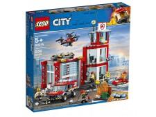 Конструктор LEGO City Пожарные: пожарное депо - 60215