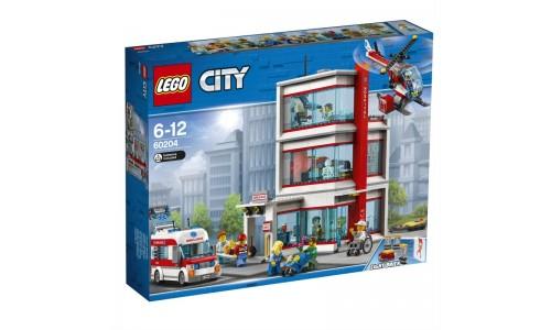 Конструктор LEGO City Городская больница