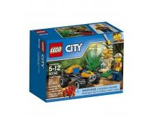Конструктор LEGO City Jungle Explorer 60156 Багги для поездок по джунглям  - 60156