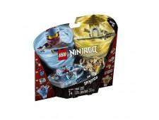 Конструктор LEGO Ninjago «Ния и Ву: мастера Кружитцу» - 70663