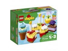 Конструктор LEGO Дупло Мой первый праздник - 10862