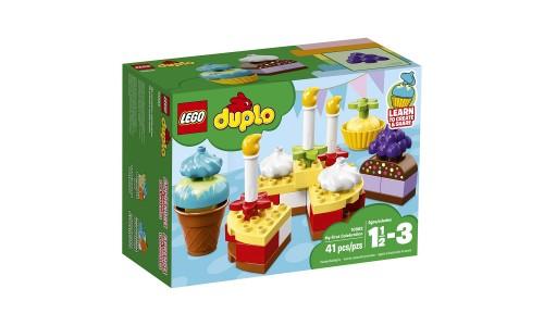 Конструктор LEGO Дупло Мой первый праздник