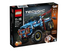 Конструктор LEGO Technic 42070 Аварийный внедорожник 6х6 - 42070