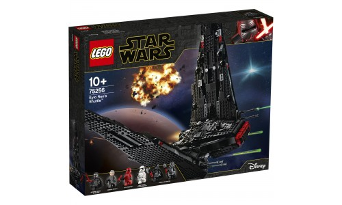 Конструктор LEGO Star Wars  Шаттл Кайло Рена