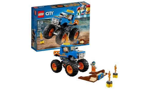 Конструктор LEGO Город Монстр-трак