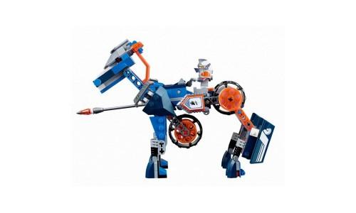 Конструктор Lego Ланс и его механический конь