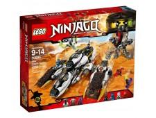 Конструктор LEGO Ninjago 70595 Внедорожник с суперсистемой маскировки - 70595