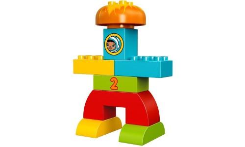 LEGO Duplo 10815 Моя первая ракета