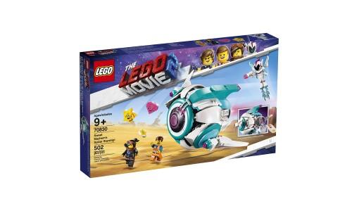 Конструктор LEGO Movie 2: Подруженский Звездолёт Мими Катавасии