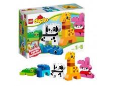 Набор Lego «Весёлые зверюшки» Duplo Town - 10573