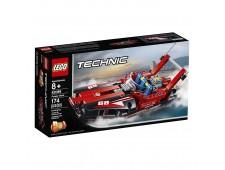 Конструктор LEGO Technic моторная лодка - 42089