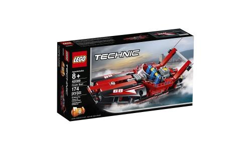 Конструктор LEGO Technic моторная лодка