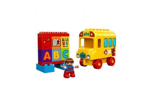 Набор Lego «Мой первый автобус» Duplo