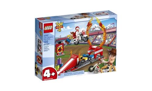Конструктор LEGO Juniors История игрушек-4: Трюковое шоу Дюка Бубумса