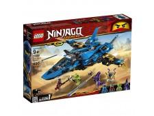 Конструктор LEGO Ninjago «Штормовой истребитель Джея» - 70668