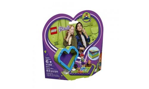 Конструктор LEGO Friends шкатулка-сердечко Мии