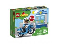 Конструктор LEGO DUPLO полицейский мотоцикл - 10900