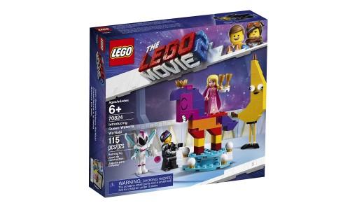 Конструктор LEGO Movie 2: Познакомьтесь с королевой Многоликой Прекрасной