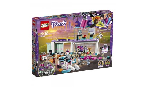 Конструктор LEGO Friends Большая гонка