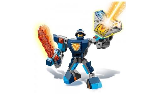 Конструктор LEGO Nexo Knights 70362 Боевые доспехи Клэя