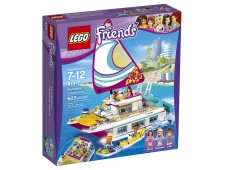 Конструктор LEGO Friends 41317 Катамаран «Саншайн» - 41317