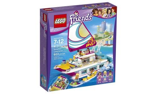 Конструктор LEGO Friends 41317 Катамаран «Саншайн»
