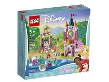 Конструктор LEGO Princess Disney «Королевский праздник Ариэль, Авроры и Тианы» - 41162