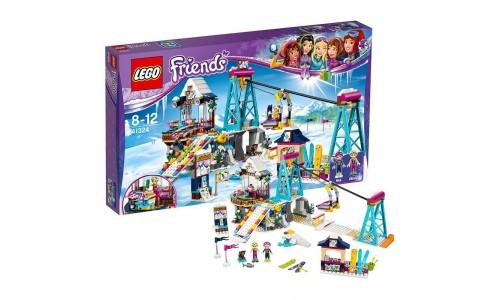 Конструктор LEGO Friends 41324 Горнолыжный курорт: подъёмник