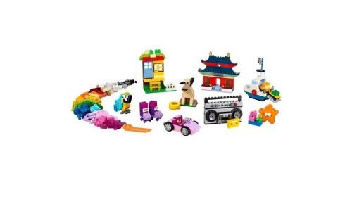 LEGO Classic 10702 Набор кубиков для свободного конструирования