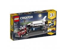 Конструктор LEGO Creator «Транспортировщик шаттлов» - 31091