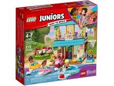 Конструктор LEGO Juniors Домик Стефани у Озера - 10763