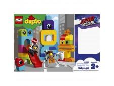 Конструктор LEGO  Movie 2: Пришельцы с планеты DUPLO - 10895