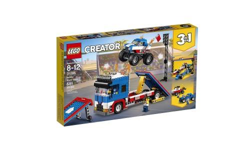 Конструктор LEGO Creator Мобильное шоу