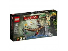 Конструктор LEGO Ninjago 70608 Битва Гармадона и Мастера Ву - 70608