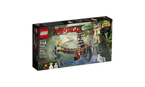 Конструктор LEGO Ninjago 70608 Битва Гармадона и Мастера Ву