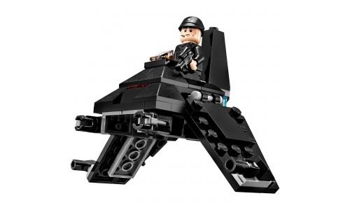 Конструктор LEGO Star Wars 75163 Микроистребитель «Имперский шаттл»