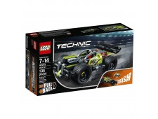 Конструктор LEGO Technic Зеленый гоночный автомобиль - 42072