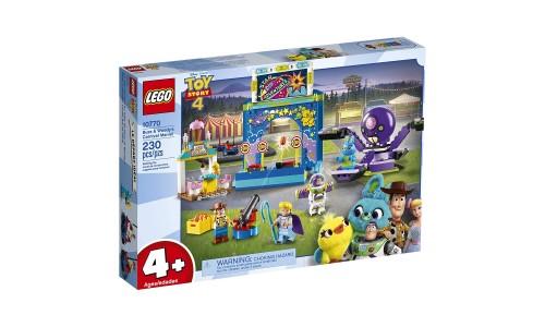 Конструктор LEGO Juniors История игрушек-4: Парк аттракционов Базза и Вуди