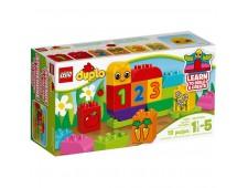 LEGO Duplo 10831 Моя веселая гусеница - 10831