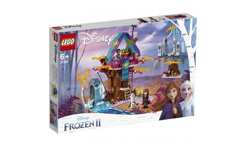Конструктор LEGO Princess Disney Заколдованный домик на дереве