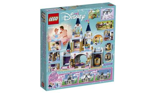 Конструктор LEGO Disney Princesses Волшебный замок Золушки