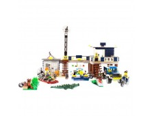 Lego City Участок новой Лесной Полиции - 60069