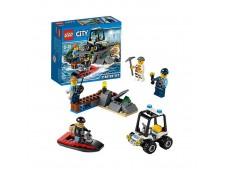 LEGO City 60127 для начинающих «Остров-тюрьма» - 60127