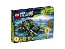 Конструктор LEGO Нексо Боевая машина близнецов - 72002