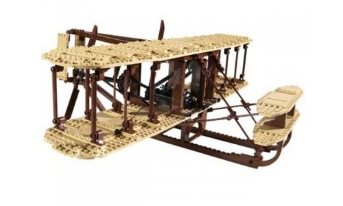 Самолёт братьев Райт 10124 Лего Эксклюзив (Lego Exclusive)