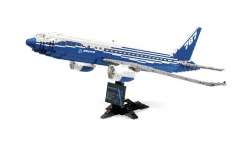 Боинг 787 Дримлайнер 10177 Лего Эксклюзив (Lego Exclusive)